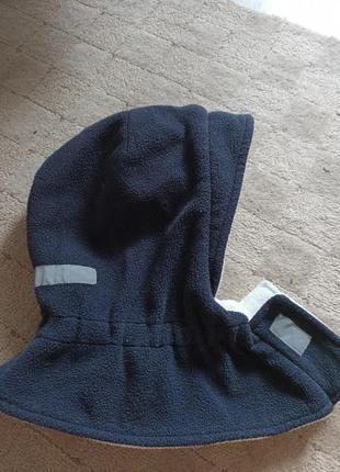 Шапка шлем двусторонняя