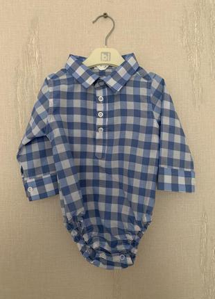 Дитяча сорочка бодік