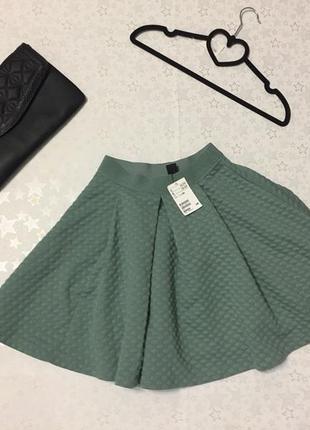 Новая юбка h&m, размер xs