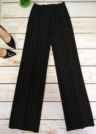 Штаны кюлоти брюки палаццо от натали болгар в составе шерсть