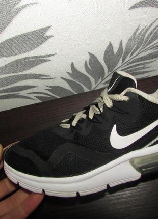 Nike air max  кросівки 23 см устілка