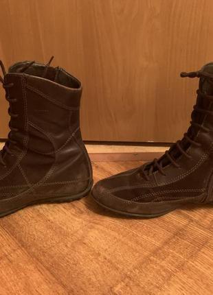 Ботинки женские geox 36-37