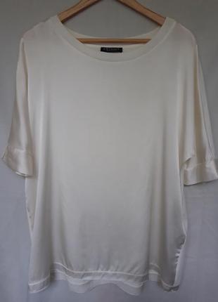 Блуза шёлковая  twinset.