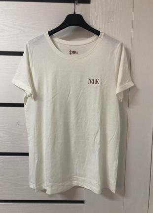 Якісна футболка від tchibo (німеччина), р.: 46-48 (40/42 евро)