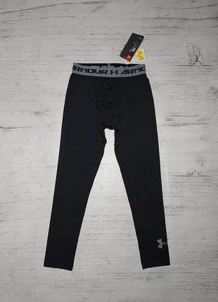 Under armour original шорты велотреки лосины 3/4 спортивные подштаники
