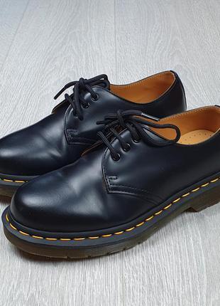Кожаные туфли dr.martens 36p.