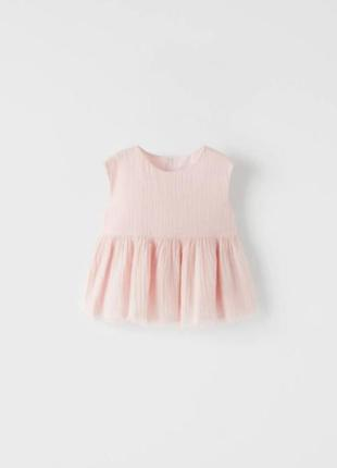 Блуза туника моднице