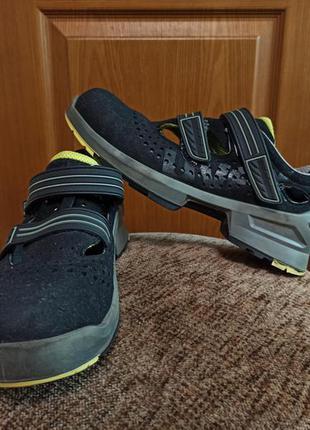 Ботинки сандалии рабочие uvex (оригинал)