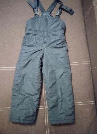 Комбинезон штаны зима