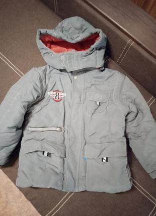 Куртка пуховик зима