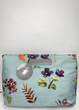 Отличная фирменная летняя сумка в руку nel.