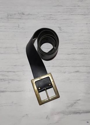 Metro hardwear original кожаный ремень