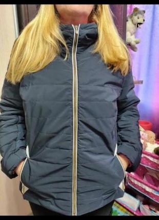 Куртка демисезонная 48-50
