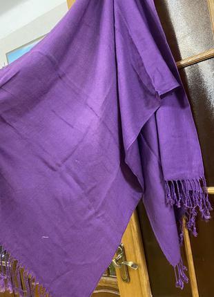 Кашемировый шарфик