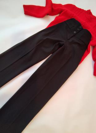 Котонові стильні брюки