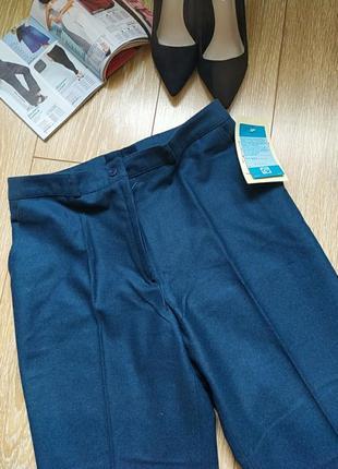Актуальні брюки, шерсть/ стильные брюки из шерсти