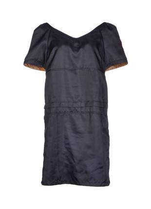 Шикарное платье alviero martini 1a classe натуральная ткань дорогая италия