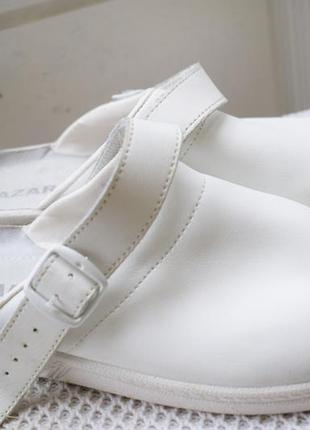 Кожаные шлепанцы шлепки сланцы тапки hazard р.46 30 см