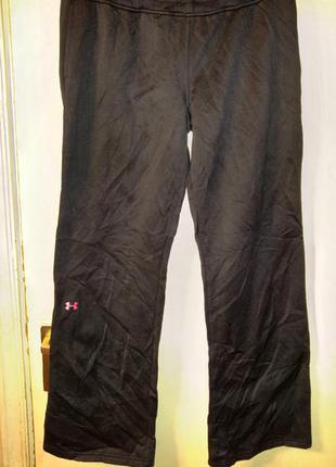 Утепленные спортивные штаны under armour
