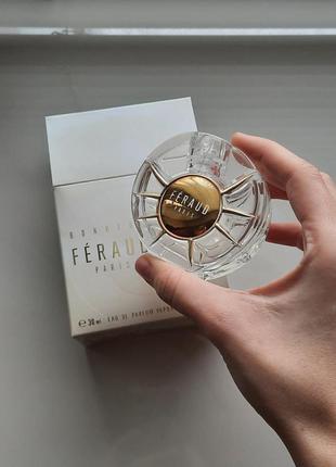 Louis feraud bonheur - духи, вода, остаток, оригинал