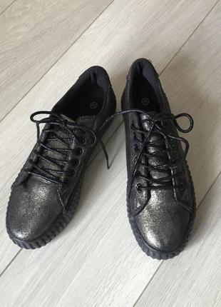 Кеди кроссовки кросівки чорні