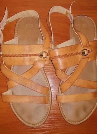 Женские босоножки, сандалии натуральная кожа 42 размера atmosphere