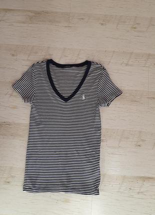 Симпатична футболка в полоску  polo ralph lauren