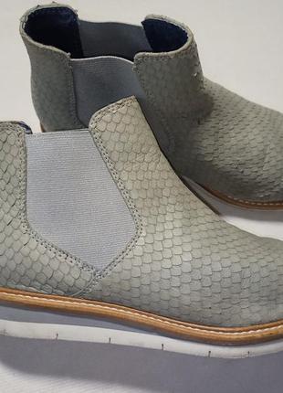 Штиблеты женские, женские ботинки, челси . кожаные сапоги. ботинки кожаные. ботинки осень / весна.