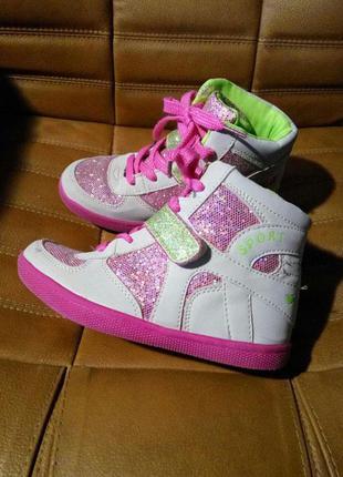 Детские кеды, кроссовки, ботинки, сникерсы