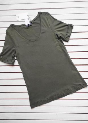 Жіноча футболка хакі c&a, німеччина