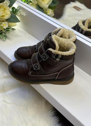 Ботинки на мальчика рр 28-29 18,5