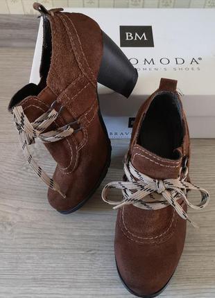 Осенние ботинки, осенние туфли, замшевые ботинки
