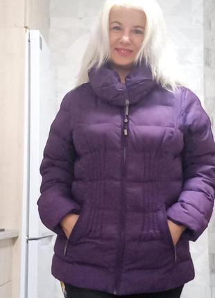Курточка зима 48р.в хорошем состоянии.