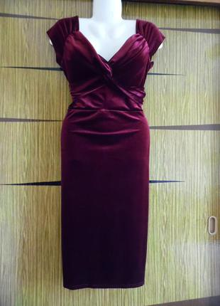 Платье футляр pretty kitty fashion размер 14 – идет на 48-50.