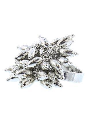 Объемное кольцо интересного дизайна (испания)