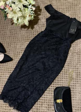 Нова сукня з опущеними плечима ax paris