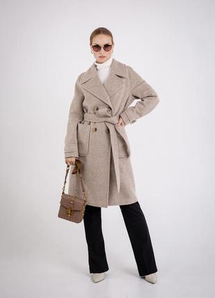 Демисезонное женское пальто м-730