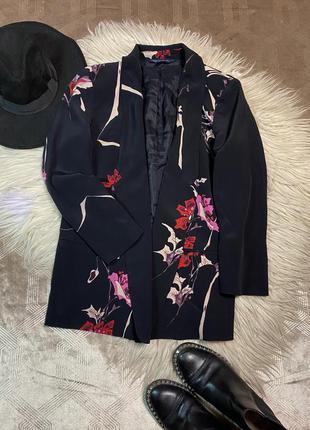 Пиджак-кардиган размер l