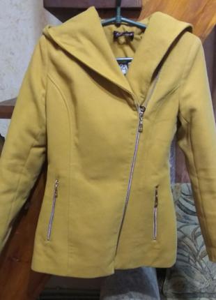 Куртка  кашемир 42р