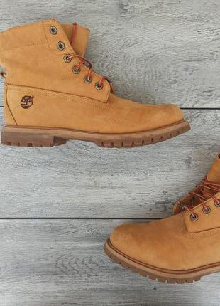 Timberland мужские женские ботинки оригинал 41 размер унисекс осень