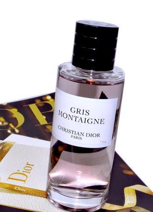 Christian dior gris montaigne оригинал затест распив и отливанты аромата