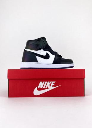 Nike jordan 1 retro reflective