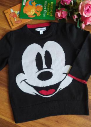 Шикарный хлопковый свитер gap на 3 года.