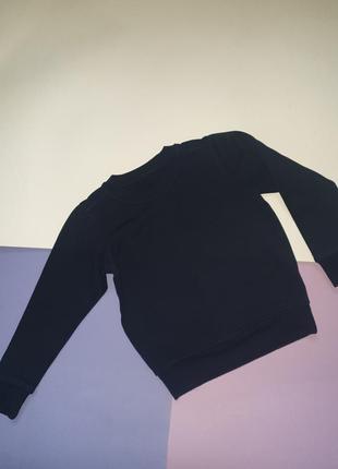 Стильный реглан, свитер, кофта, толстовка для мальчика 3, 4 года на флисе