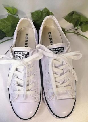 Белые кеды, кроссовки женские