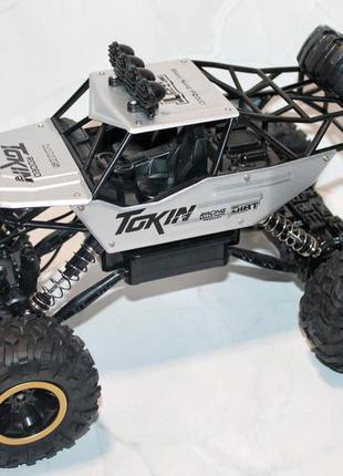 Машинка на радиоуправлении tokin. машинка джип rock crawler 1:12 | джип с пультом | радиоуправляемая машина
