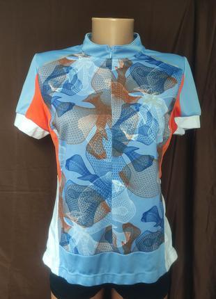 Спортивна футболка жіноча crivit спортивная футболка женская