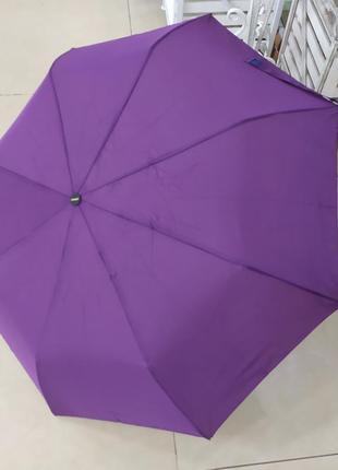 Зонт женский,полуавтоматический с крепким механизмом!
