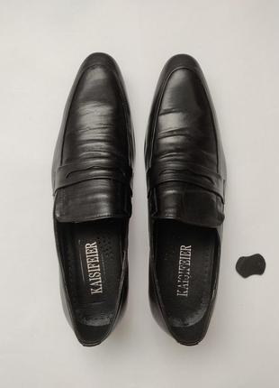 Мужские туфли лоферы 43-44р
