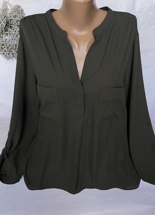 Шикарная стильная рубашка , блуза